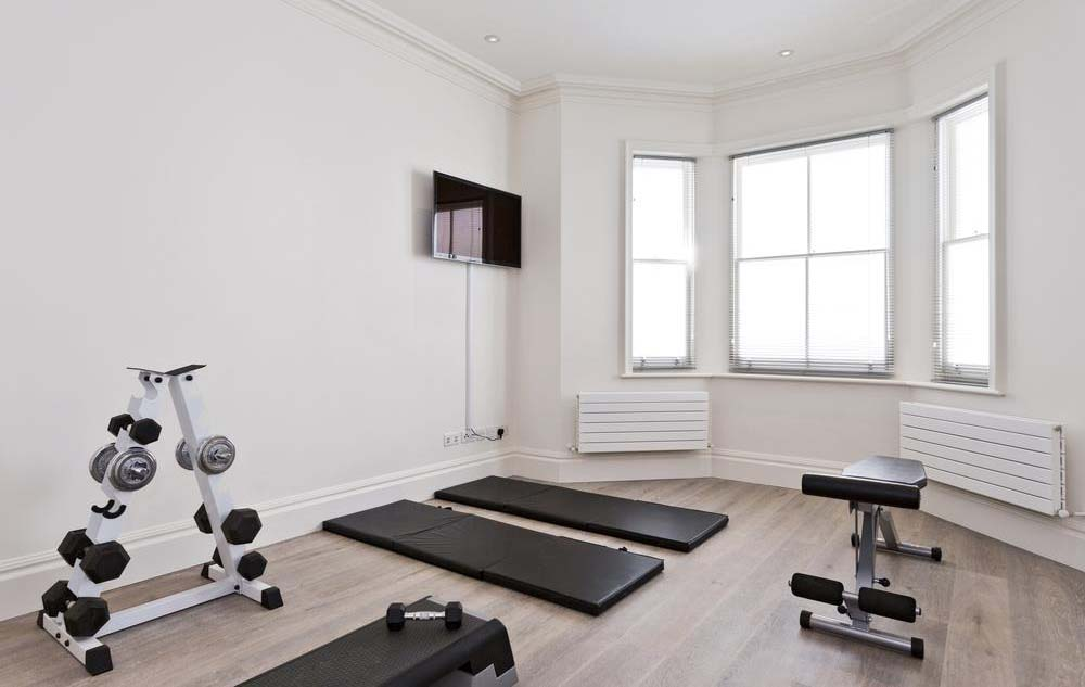 How to build a home gym the easy way good health planning for How to create a home gym