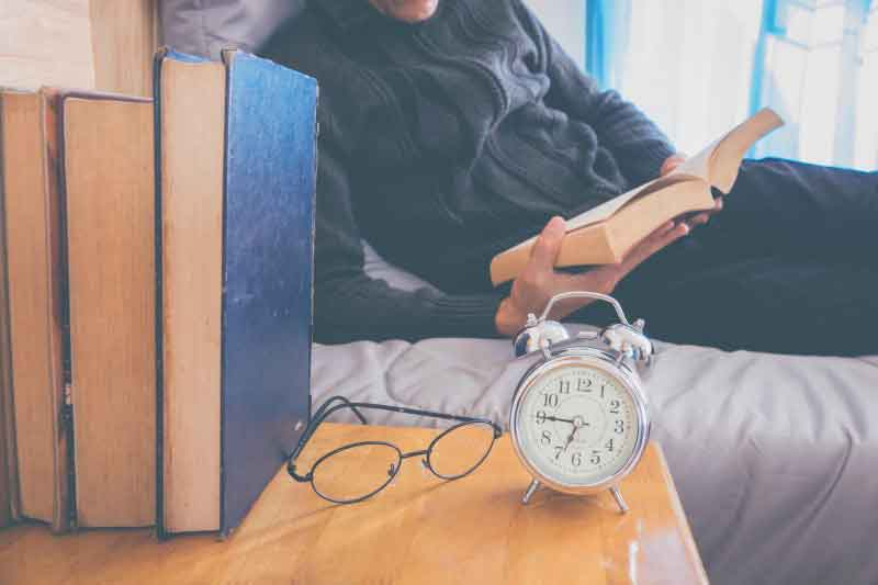Why Reading Before Bed is so Good for You